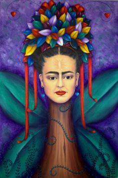 """Saatchi Art Artist Maria Cayon; Painting, """" Libertad """" #art"""