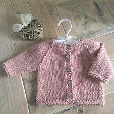 Ravelry: Newborn Top Down Cardigan pattern by Deirdre McKenna