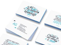 business cards  http://uk.moo.com/products/#