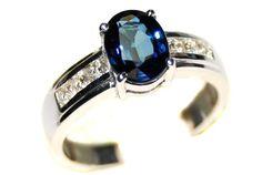 Wedding Diamond Solitaire 18K White Gold Blue Sapphire Ri... https://www.amazon.com/dp/B00CDNYSJ6/ref=cm_sw_r_pi_dp_m0OFxb1XKS1AB