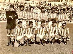 EQUIPOS DE FÚTBOL: REAL BETIS BALOMPIÉ 1968-69