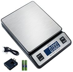 When it comes to best and inexpensive product, you seriously need to take a glance  at the Weighmax W-2809 90 LB X 0.1 OZ Durable Stainless Steel Digital Postal Scale, Shipping Scale With AC adapter . Plenty of customers have said many positive things about Weighmax W-2809 90 LB X 0.1 OZ...