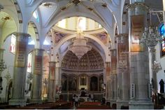 La Basílica Menor de Nuestra Señora de Guadalupe comúnmente denominada La Villita, #Turismo religioso #Pachuca