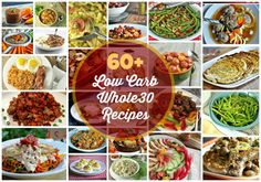 60 Low Carb Whole30 Recipes