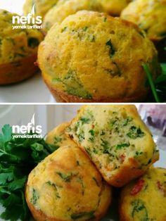 Great Muffins with plenty of Vegetables - kiz bebek muffin vegan muffin recipe muffin No Cook Meals, Kids Meals, Muffin Recipes, Cake Recipes, Savory Muffins, Juicer Recipes, Salty Cake, Frozen Yogurt, Cupcake Cakes
