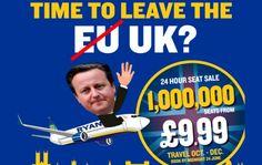 Promoción de 1.000.000 de asientos a 9'99 € en Ryanair