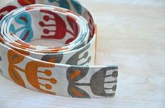Tips for making bag straps - and different ideas of how to attache them