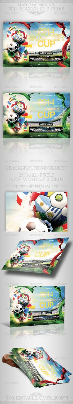 American Football Flyer American football, Flyer template and - soccer flyer template