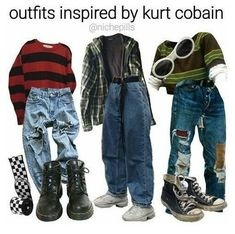 Tomboy Outfits, Indie Outfits, Goth Outfit, Swaggy Outfits, Cute Casual Outfits, Fashion Outfits, Grunge School Outfits, Cute Grunge Outfits, Unisex Outfits