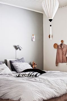 A cool monochrome Swedish home
