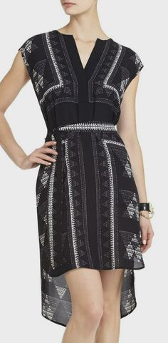 BCBG Max Azria  Elizabeth Shift Dress