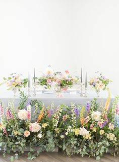 Lush Garden Wedding Inspiration - Inspired by This
