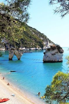 Turquoise Sea, Puglia, Italy www.facebook.com/loveswish