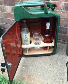 Jerry Can Minibar