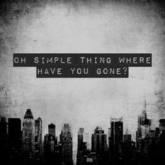 """""""Somewhere Only We Know"""" by Keane"""