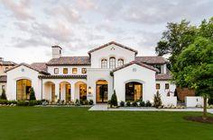Azalea residence, Dallas, TX. Architects John Lively & Associates. Hayes Signature Homes.