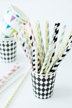Birthday - Party - fest - Søstrene Grene   I got my amazing paper straws through @paperbreeze