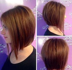 15 Short Layered Haircuts for Round Faces   Short Hairstyles & Haircuts 2015