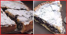 Vă oferim o rețetă delicioasă de prăjitură cu mac, care se prepară foarte simplu, dar este incredibil de gustoasă și frumoasă. Prăjitura se prepară din blat sfărâmicios și este umplută cu umplutură de mac. Combinația este foarte reușită și ca rezultat, obțineți un desert încântător, care nu va lăsa pe nimeni indiferent. INGREDIENTE PENTRU ALUAT -200 g de unt -2 ouă -2 pahare de făină -1/2 pahar de zahăr Notă: Vezi Măsurarea ingredientelor INGREDIENTE PENTRU UMPLUTURĂ -100 g de mac -125 m...