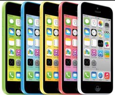 "Apple iPhone 5C-8GB 16GB 32GB GSM ""Factory Unlocked"" Smartphone Cell Phone c #Apple #Bar"