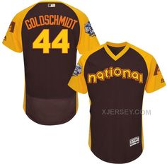 http://www.xjersey.com/national-league-diamondbacks-44-paul-goldschmidt-brown-2016-allstar-game-flexbase-jersey.html Only$43.00 NATIONAL LEAGUE DIAMONDBACKS 44 PAUL GOLDSCHMIDT BROWN 2016 ALL-STAR GAME FLEXBASE JERSEY Free Shipping!