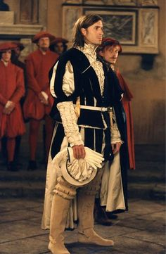 Joseph Fiennes in The Merchant of Venice