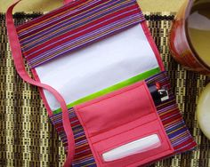 Your place to buy and sell all things handmade Woven Fabric, Cotton Fabric, Pink Color, Colour, Orange Yellow, Boho Style, Color Patterns, Lighter, Slot