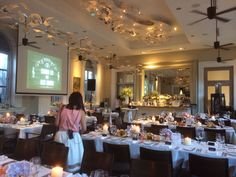 Wedding at Flutes by Rosette Designs & Co