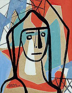 Roberto Burle Marx - Figura (1950)