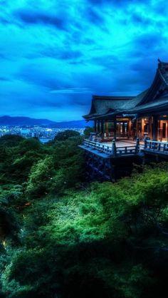 Kiyomizu-dera, Kyoto, Japan