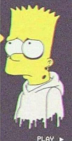 The Simpsons - Bart Mood Wallpaper, Couple Wallpaper, Tumblr Wallpaper, Wallpaper Quotes, Wallpaper Backgrounds, Simpson Wallpaper Iphone, Cartoon Wallpaper, Iphone Wallpaper, Simpsons Drawings