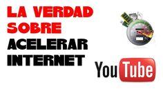 """Verdad Al Descubierto """"Acelerar mi internet y programas"""""""