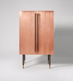 Celeste, Cabinet, Copper