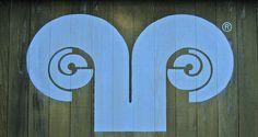 Love the Sea Ranch logo -- a rams head