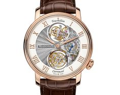 Precision watchmaker Blancpain has recently introduced the stunningly elegant Le Brassus Tourbillon Carrousel. Swiss Luxury Watches, Luxury Watches For Men, Fine Watches, Cool Watches, Men's Watches, Or Rouge, Carrousel, Tourbillon Watch, Expensive Watches