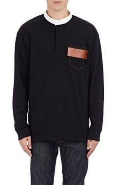 Givenchy Heavyweight Jersey Shirt at Barneys New York