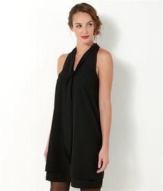 Vente Robe femme lavallière - ROBE Camaieu. La petite robe couture dont on rêve toutes dans son dressing !...