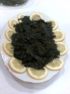 wakame al limon