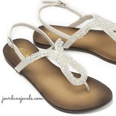 Adorable sandals just in time for summer!