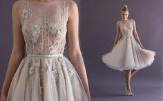 Коллекция свадебных платье от Paolo Sebastian | Свадьбалист