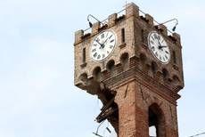 Sisma in Emilia, pesanti danni patrimonio - Cronaca Italian News, Big Ben, Bttf, Tower, Clock, Tic Toc, Antiques, Building, Image