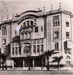 Cine Monumental. Estaba situado en la avenida de Alfonso el Sabio Año: 1931