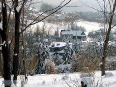 Działka budowlana w otuline Parku Krajobrazowego Beskidu Niskiego. To może być widok z okna Twojego domu ;)