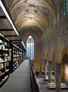 Church Turned into Library - Google 搜索