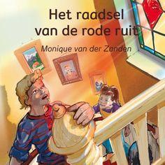 Het raadsel van de rode ruit | Monique van der Zanden: De ouders van Anneroos en Pieter-Robin willen een kinderhotel beginnen. Bij het…