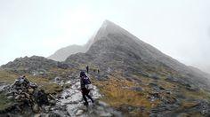 Descending Snowdon - April 14 '17