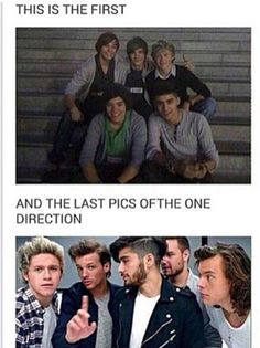 It's not,we still have four amazing boys that love us!