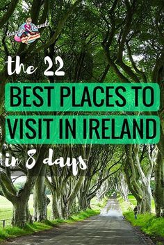 The Most Amazing 22 Best Places To Visit In Ireland In One Week Places to travel 2019 Hello curious Ireland adventurer! Looking for the best places to visit in Ireland? Come check these 22 beauties out in 8 days! Scotland Travel, Ireland Travel, Galway Ireland, Cork Ireland, Traveling To Ireland, Ireland Food, Scotland Trip, Best Of Ireland, Ireland With Kids