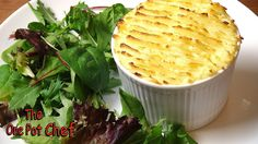 Mini Cottage Pies - RECIPE -- Watch One Pot Chef Show create this delicious recipe at http://myrecipepicks.com/16633/OnePotChefShow/mini-cottage-pies-recipe/