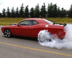 Dodge Challenger wallpaper